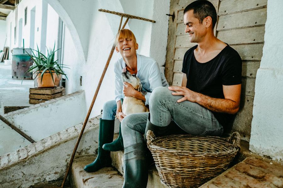 Anna und Markus Endres